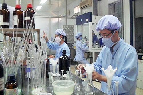 Ngành Dược Việt Nam phụ thuộc vào nguyên liệu nhập khẩu