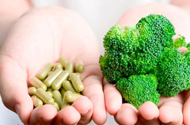 Thực phẩm chức năng có nhiều tác dụng tốt nhưng không thể thay thế cho thuốc