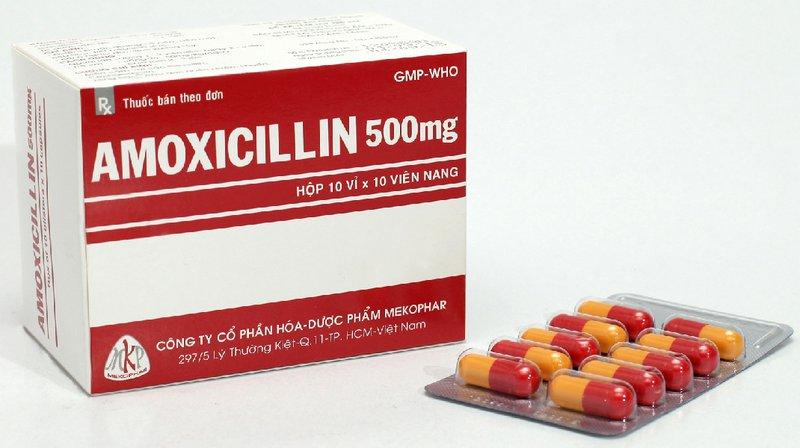 amoxicillin là thuốc gì