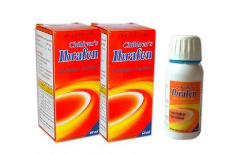 thuốc hạ sốt Ibuprofen có tốt không
