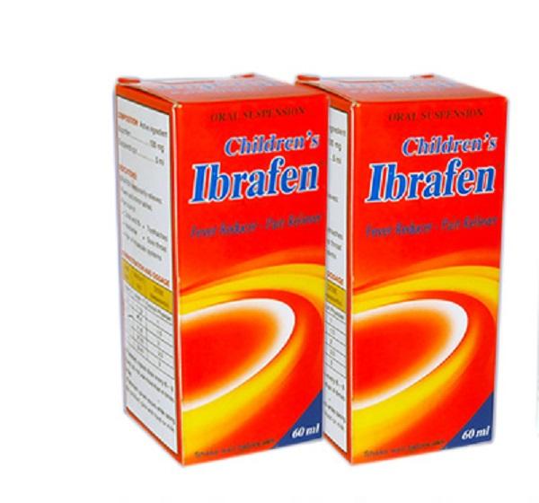 thuốc hạ sốt Ibuprofen có tốt không 2