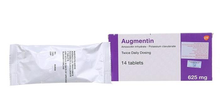 Thuốc Augmentin 625mg