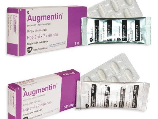 Thuốc Augmentin 625mg có tác dụng gì?