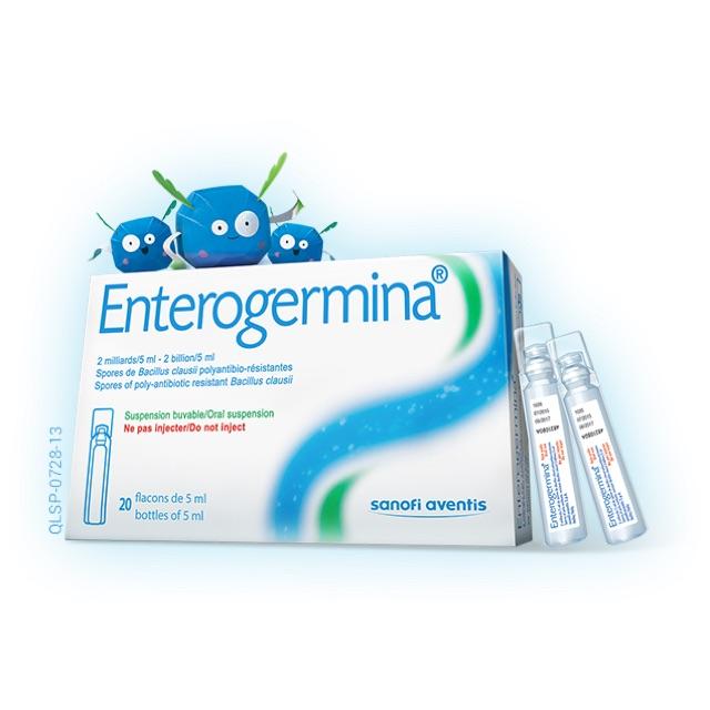 Những điều bạn chưa biết về thuốc Enterogermina 5ml