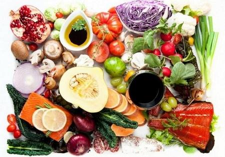 chế độ ăn cho người bị gout