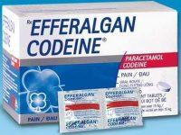 Thuốc Efferalgan Codeine là gì?