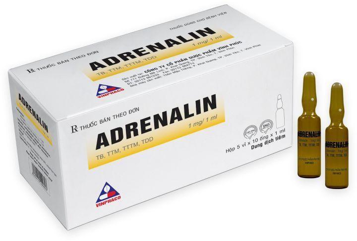 Adrenalin là gì? Tác dụng và liều lượng sử dụng thuốc như thế nào?