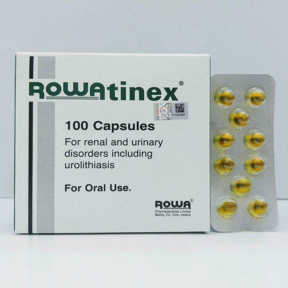 Rowatinex là thuốc gì? Công dụng các sử dụng an toàn, hiệu quả