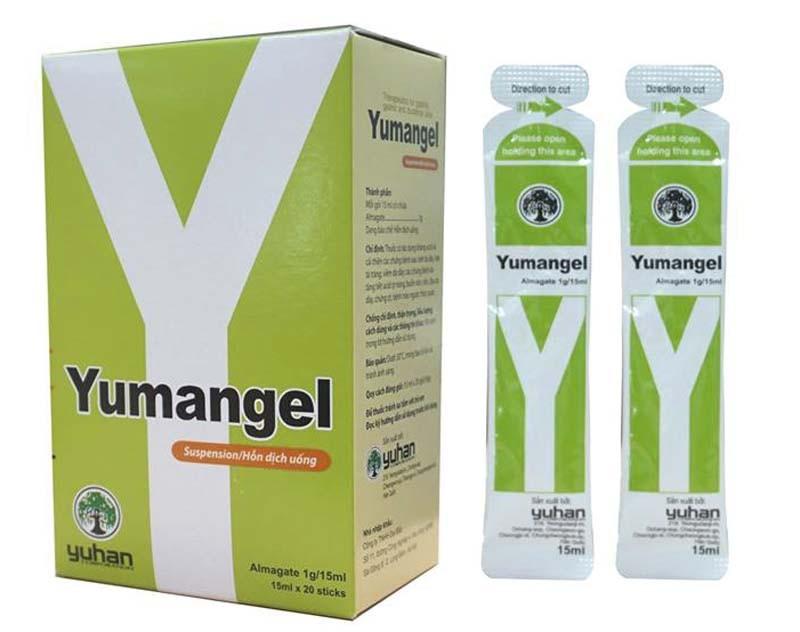 Thuốc Yumangel có tác dụng gì? Những lưu ý khi sử dụng thuốc