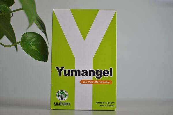 Thuốc dạ dày Yumangel khi sử dụng cần chú ý gì