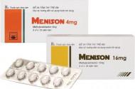 Thuốc Menison