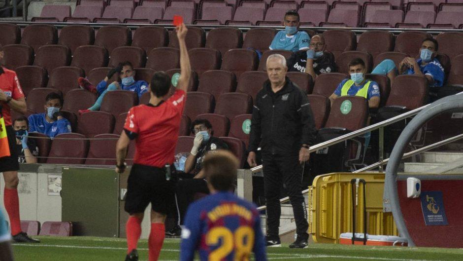 Thông tin chuyển nhượng của đội bóng Leganés cho mùa giải mới