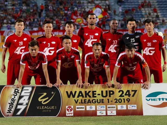 Nhìn lại thành tích đạt được trong trang sử vàng của Viettel FC