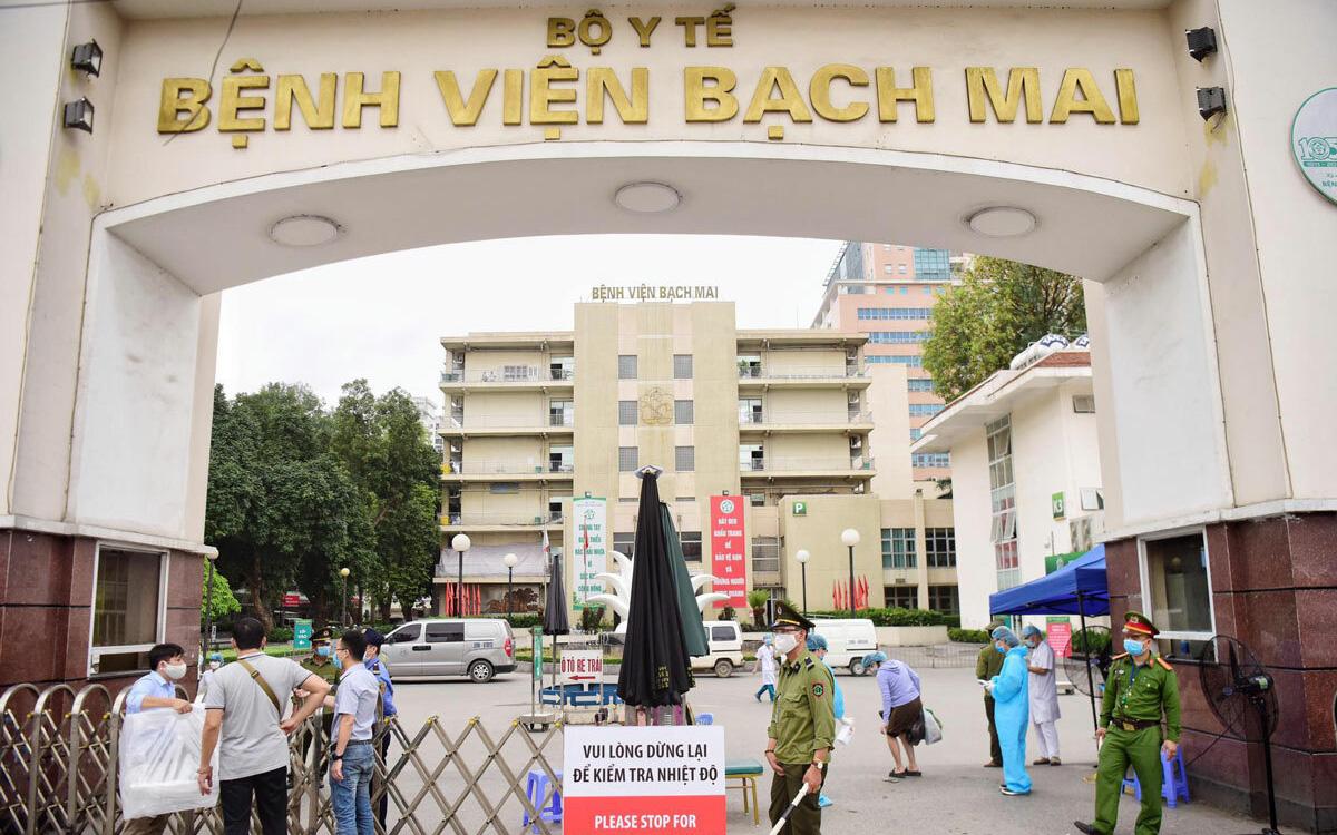 5 bệnh viện hạng đặc biệt ở Việt Nam