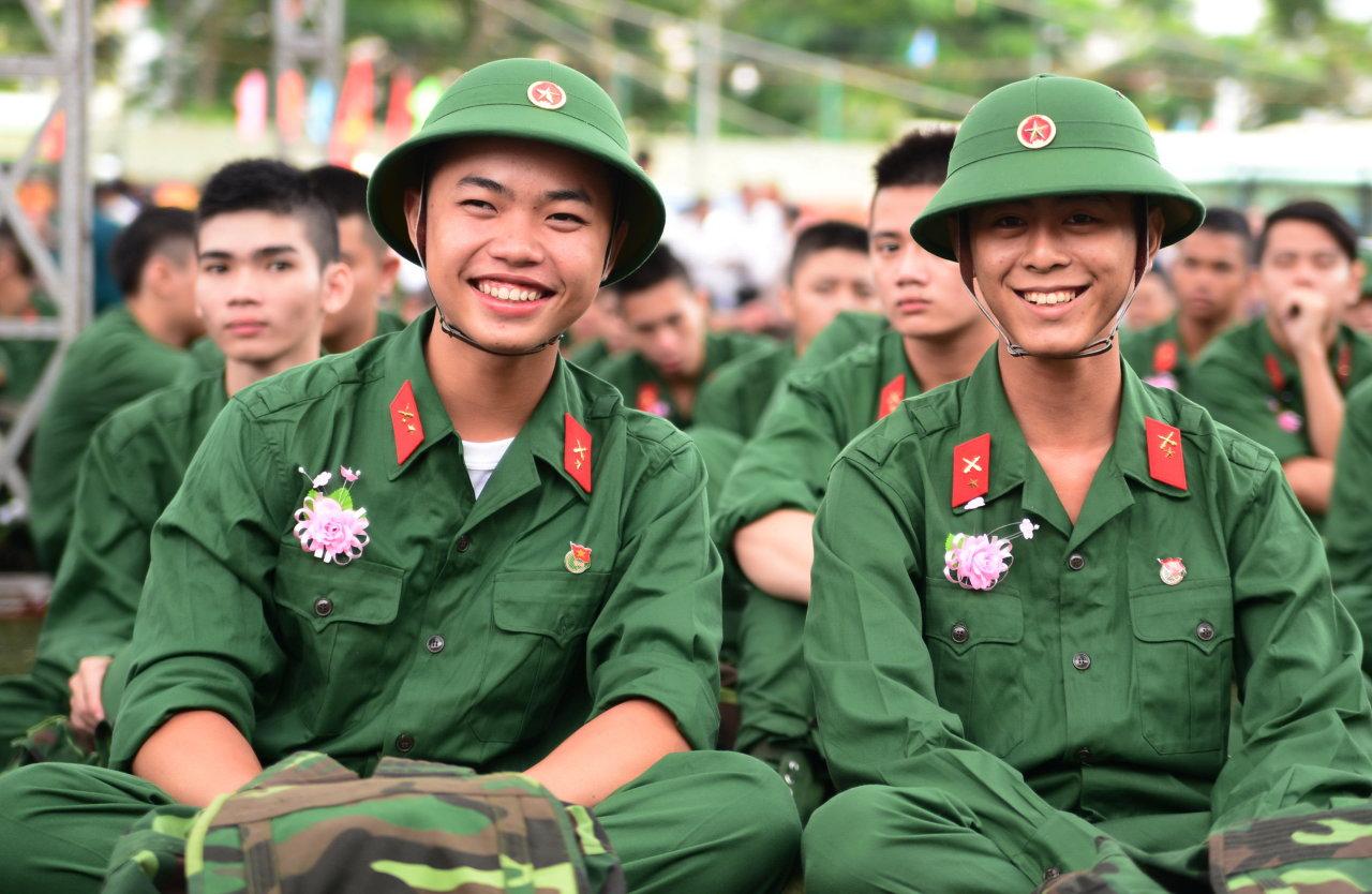 Tiêu chuẩn tuyển quân tham gia thực hiện nghĩa vụ quân sự